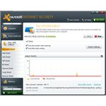 UI of Avast Internet Security