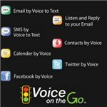 Voice on the Go BlackBerry App