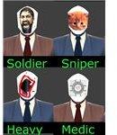Team Fortress 2 Skins - Lulz Masks