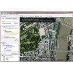 Using Google Earth Street Search you can visit new cities