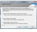 Diskeeper 2011 settings