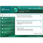 UI of Kaspersky Internet Security 2011