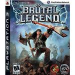 Brutal Legend game boxshot