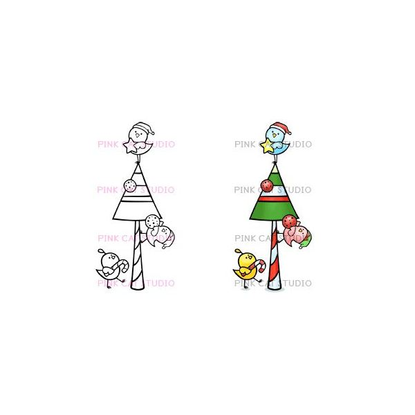 unique christmas digi stamps for christmas dtp projects