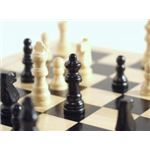 Sam Westing would sacrifice his queen, tricking his opponent into a checkmate.