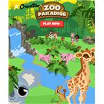 Zoo Paradise Welcome Page