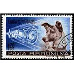 Stamp of Laika
