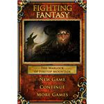 Fighting Fantasy - The Warlock of Firetop Mountain iPhone Version