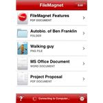 Screenshot FileMagnet