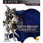 White Knight Chronicles PS3 Cover