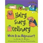 Hairy Scary Ordinary by Cleary