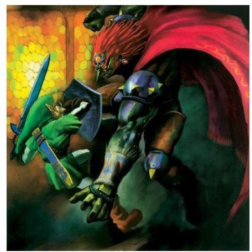 The Legend Of Zelda Ocarina Of Time Bosses