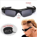 Video Sunglasses with Hidden Camera