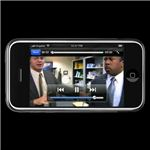 What Video Playback looks like on an iPhone