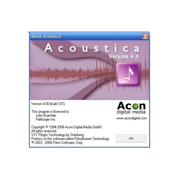 Acoustica 4 Software Review - A Solid Audio Editing Tool