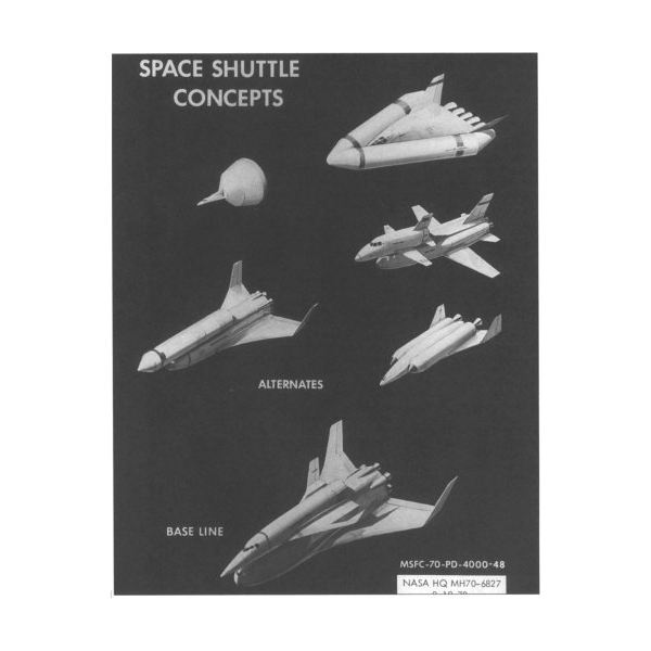 space shuttle program history - photo #1