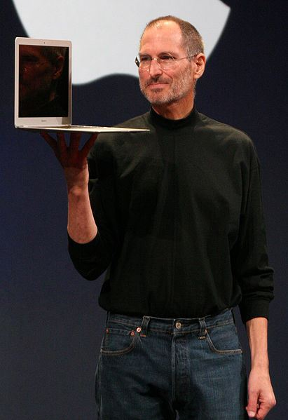 In Memory of...Steve Jobs