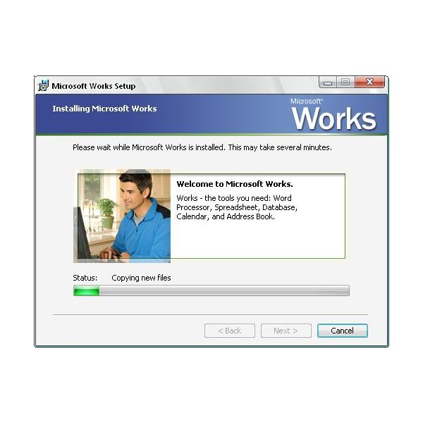 Microsoft works for windows 7 microsoft works vs word for Microsoft task launcher templates
