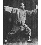 A tai Chi move