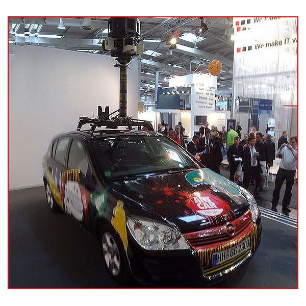 This Is Exactly What I D Like A Home At The Lake To Look: What Does The Google Map Street View Camera Vehicle Look Like?