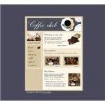 Coffee Club - Free Template #44