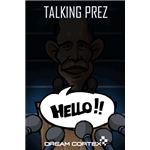 talking prez
