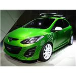 Mazda 2, Courtesy of Flickr, FraggleRok