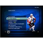 NHL game modes