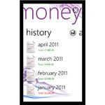 Just Money Windows Phone money management app