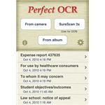 Perfect OCR- document scanner with high quality OCR