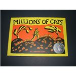 Millions of Cats by Wanda Gag