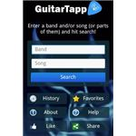 GuitarTapp Tabs & Chords Android App