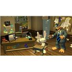 Sam and Max games continuously deliver clever humor and rewarding puzzles.