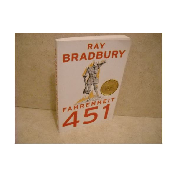 ray bradbury s predictions fahrenheit 451 So any of the things i have told you about fahrenheit 451, ray bradbury's  that 451 degrees fahrenheit is the  ble references and predictions to.