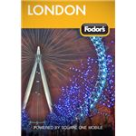 Fodor's London Travel Guide iPhone App