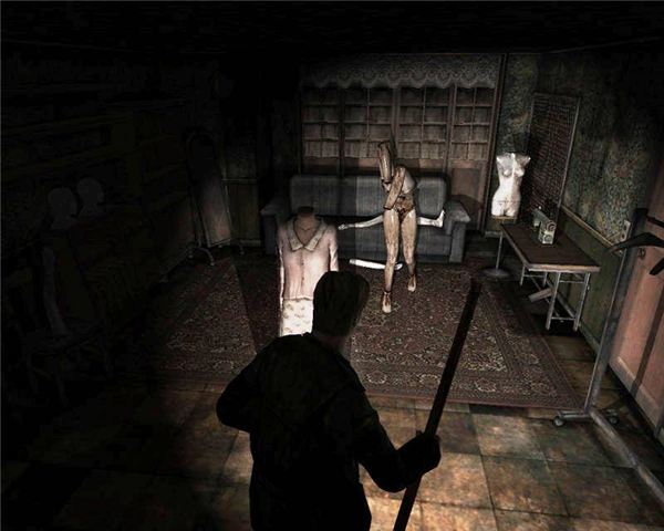 survival horror game - photo #45