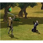 The Sims Medieval Swordfighting