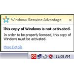 Windows turned non-genuine copy after using Avira Antivir Antirookit