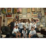 Students from Northern Lights Charter School