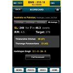 CricketNext Live Scorecard