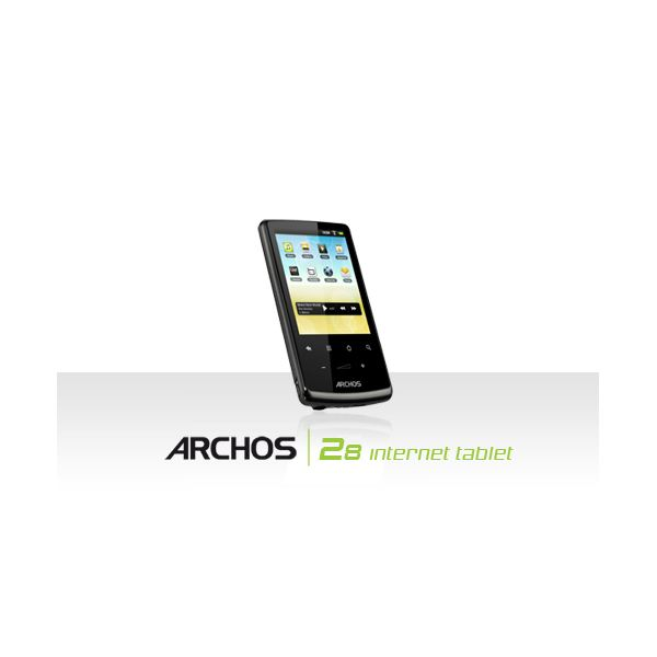 List of Archos Android PMP Tablets