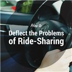Deflect the Problems of Ridesharing