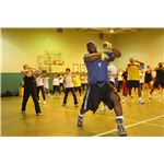 Billy Blanks in Action