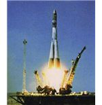 Yuri Gagarin's Vostok 1