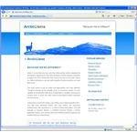 ArcticLlama Desktop View