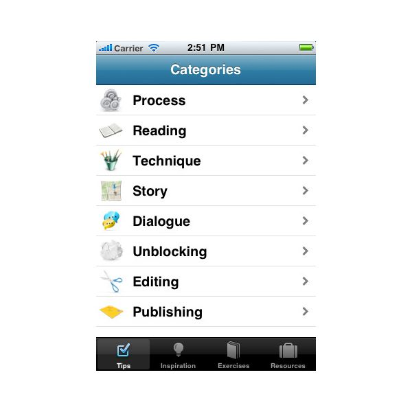 writing an iphone app Whether you are new to the craft or just searching for different tools, here are our top apps for writers.