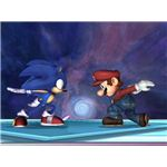Mario vs. Sonic the Hedgehog