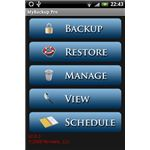 MyBackup Pro - Top 10 Paid Apps for Androids