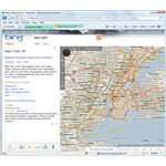 Top IE Accelerator: Bing Maps