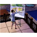 The Sims 3 Outdoor Living Stuff Painting